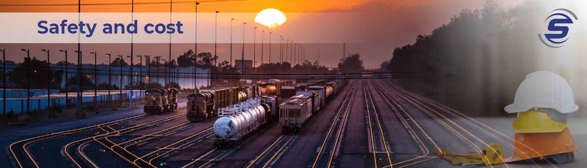 Saryx Engineering Group - Rail